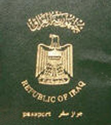New Iraqi Passport